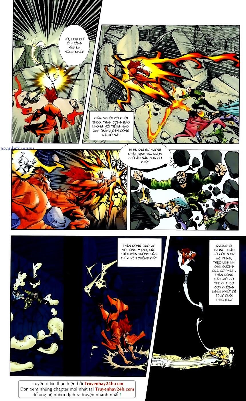Cơ Phát Khai Chu Bản chapter 99 trang 15