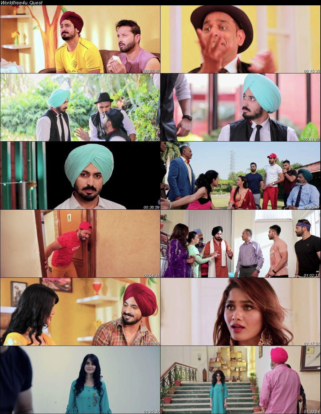 Kutte Fail 2021 Punjabi Movie Download HDRip    1080p    720p    480p