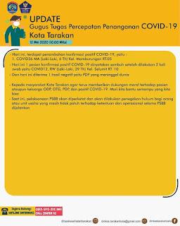 Press Release COVID-19 Tarakan 12 Mei 2020 - Tarakan Info