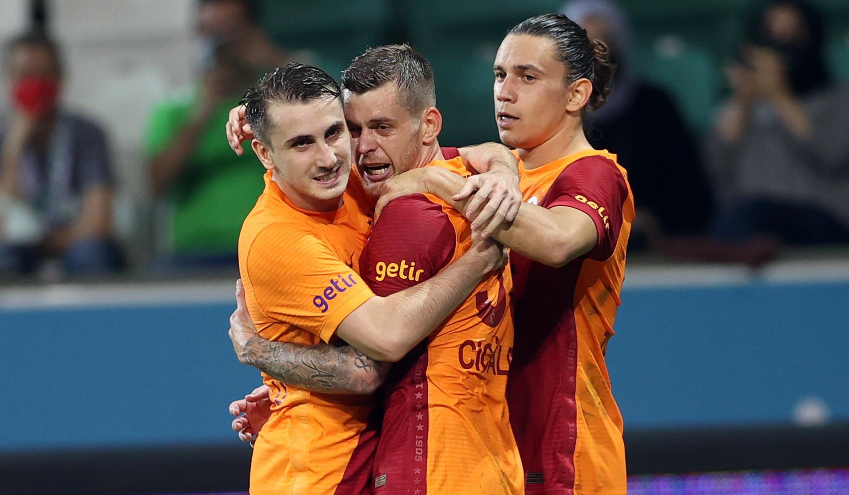 STSL | Galatasaray'ın konuğu Hatayspor!