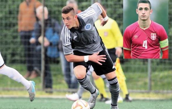 Vogli invites Serbia's youth captain Arton Zekaj to play for Kosovo