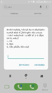 Promo Kuota Telkomsel 4GB Rp 10