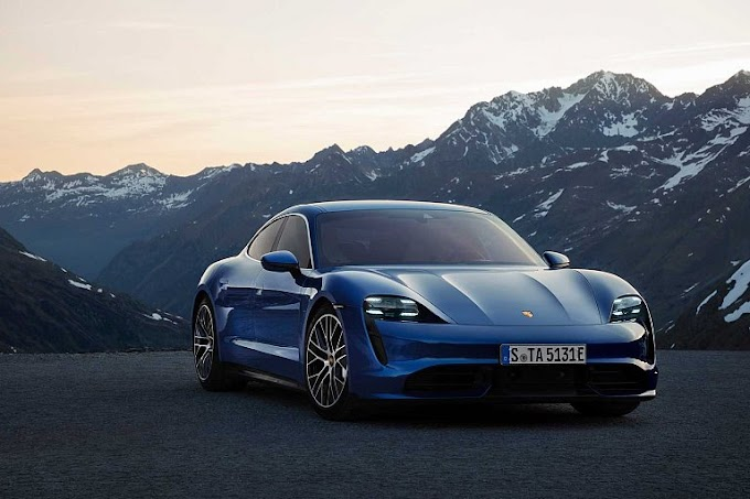 Концерн Porsche вышел на рынок электромобилей и представил Taycan Turbo S