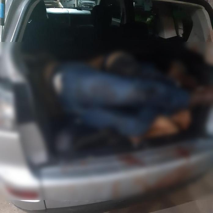 Abandonan en Villahermosa; Tabasco camioneta con 4 ejecutados