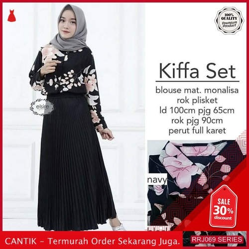 Jual RRJ069S150 Set Kiffa Set Wanita Vg Terbaru Trendy BMGShop