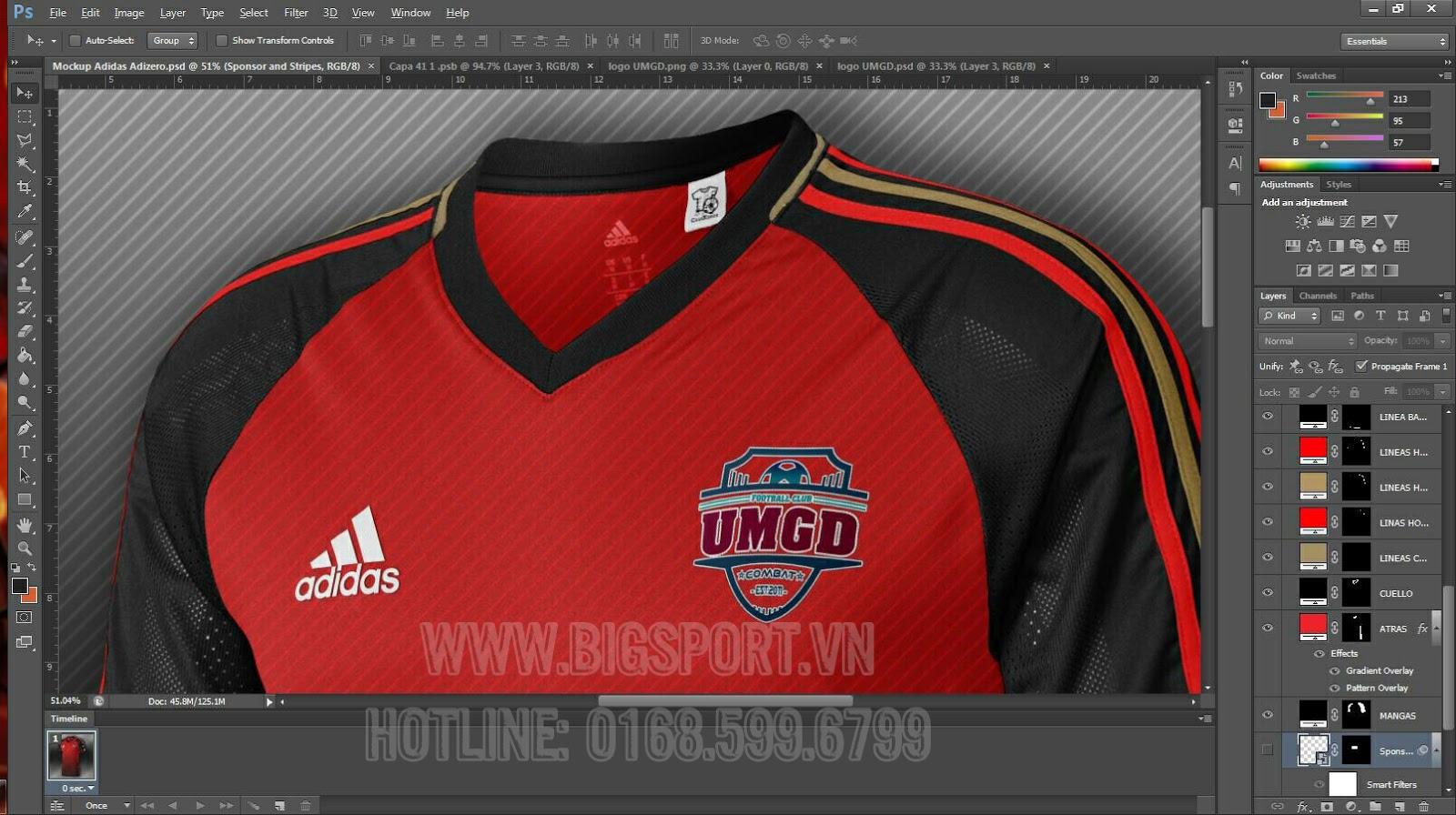 Download Download Mockup Jersey Adidas Adizero PSD - PixcelZ ...