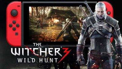 The Witcher 3 Was Released In The Nintendo Switch
