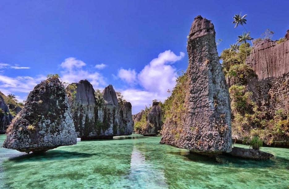 Pesona Indonesia Timur Dari Kepualauan Raja Ampat