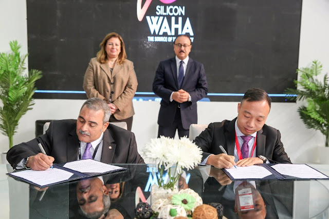 تدشين أول مصنع للهواتف الذكية بالسوق المصري
