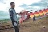 Warga Kapanewon Playen Menang Kontes Layang-layang Naga Tingkat Daerah,15 Juta Rupiah Berhasil Dibawa Pulang
