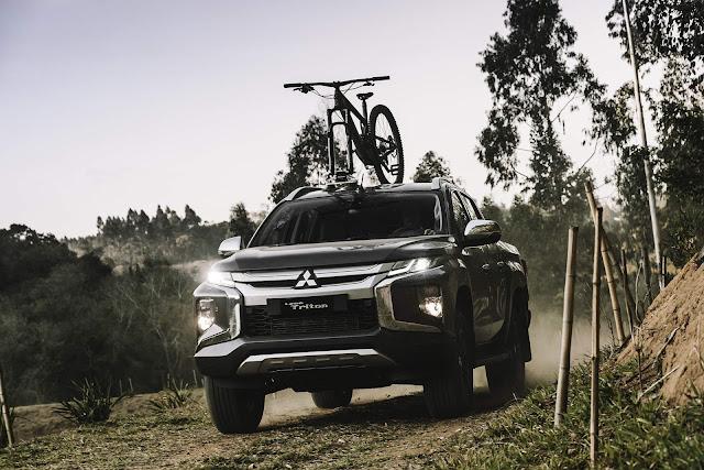 Nova L200 Triton Sport 2021: fotos, preços e especificações
