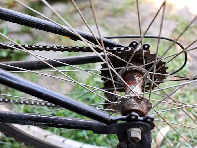 ¿Qué pasa cuando dejas tu bicicleta afuera?