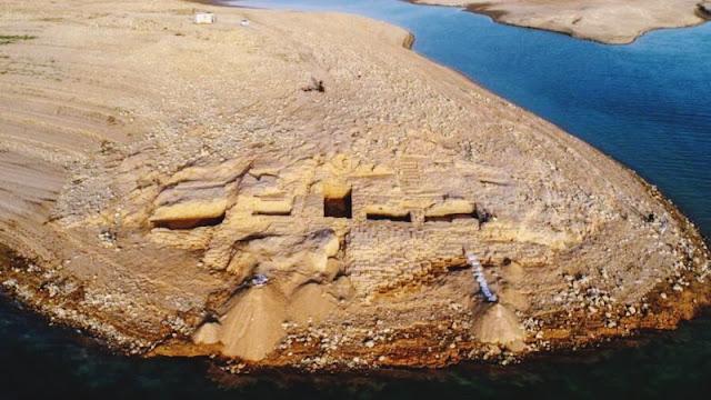 seca no iraque, império matani, descobertas arqueológicas, arqueologia, história, civilizações antigas