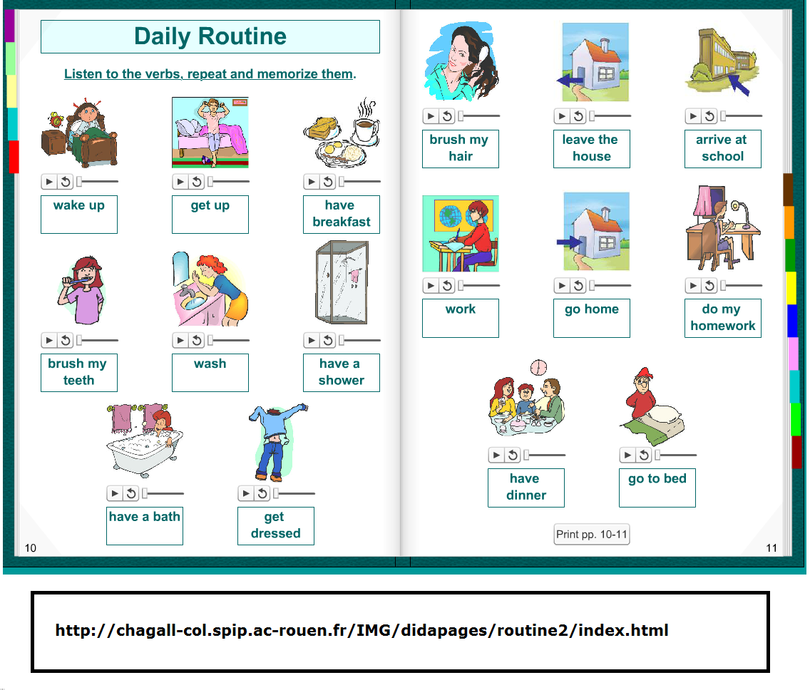Everyday expressions lesson plan