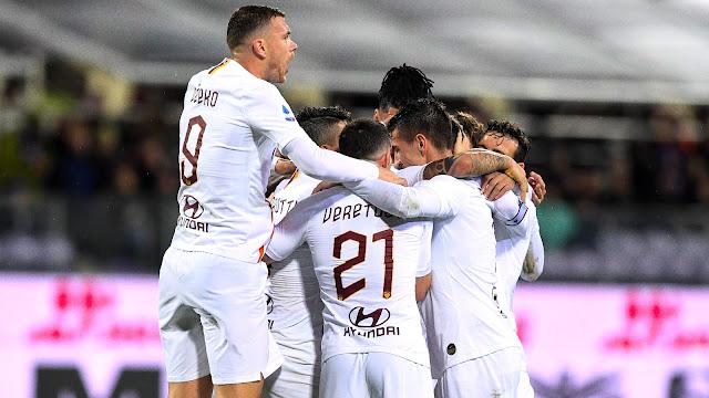 Fiorentina vs Roma Highlights