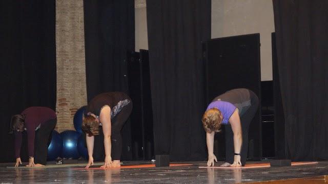 Abierto el plazo de inscripción para el Aula de Yoga en verano