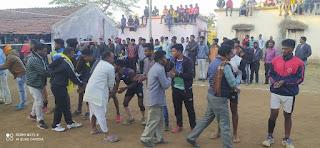 भुमका में हुआ विशाल कबड्डी वॉलीबॉल प्रतियोगिता का आयोजन