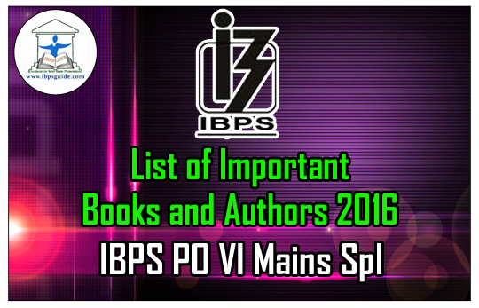 Important Books And Authors Pdf