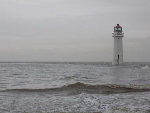 Lighthouse at New Brighton