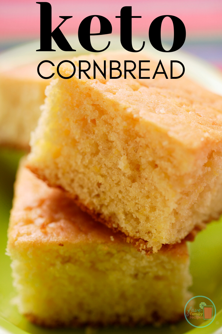 How to Make Keto Low Carb Cornbread