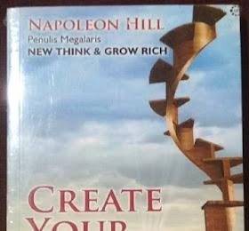Jual Buku Create Your Own Miracle <del>Rp110.000</del> <price>Rp86.000</price> <code>BKT-008</code>
