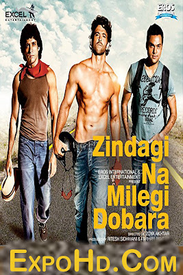 Zindagi Na Milegi Dobara (2011) [BluRay] [720p] [1080p] Download Now Free