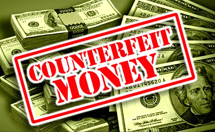 Väärennetty Raha