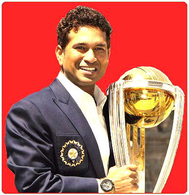 Cricketer Biography of sachin tendulkar