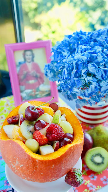 Fanny Cradock Fruit Salad