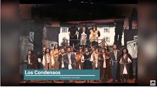 """Presentación con Letra Comparsa """"Los Condenaos"""" de Jc Aragon (2001)"""