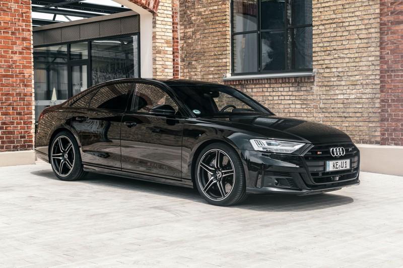 Audi S8 2020 mạnh mẽ hơn sau khi được nâng cấp bởi ABT Sportsline