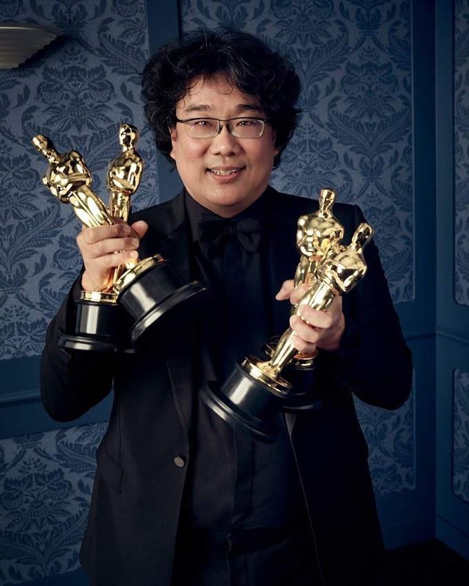 「パラサイト」がオスカー4部門受賞のポン・ジュノ監督は、故ウォルト・ディズニーが1953年開催の第26回に記録した個人最多受賞の計4冠に並ぶ歴史的な快挙の達成‼️という映画ニュースは誤報の間違い😝