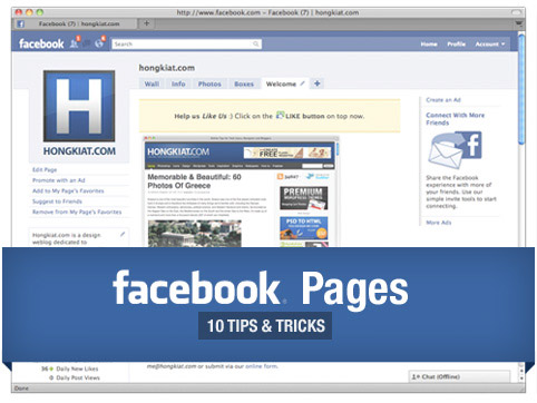 Facebook Page Marketing Tips Mumbai INDIA