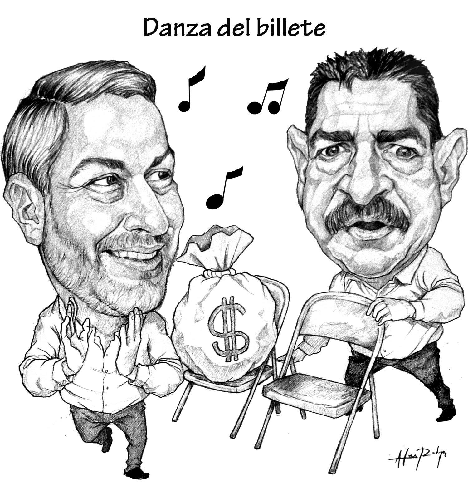 Alan Rodríguez .Caricaturista.: Carton Politico, Emilio