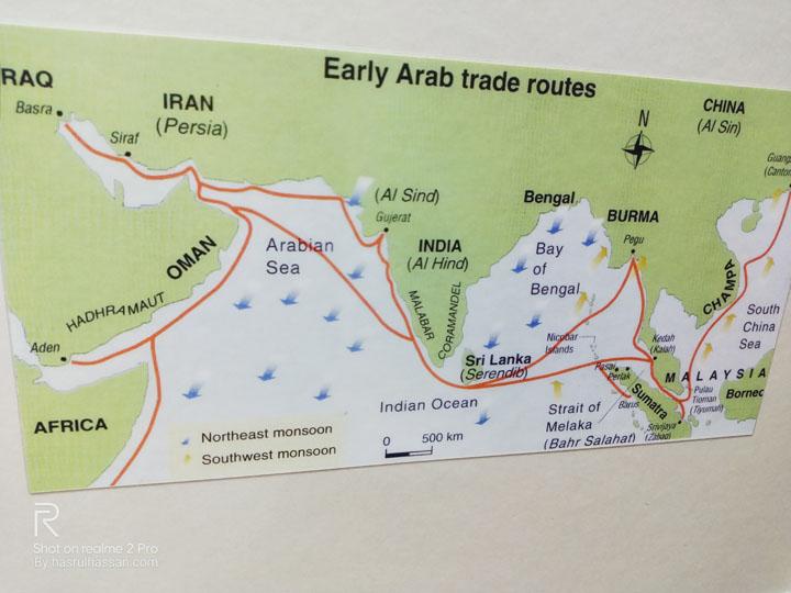 Perdagangan di Lembah Bujang