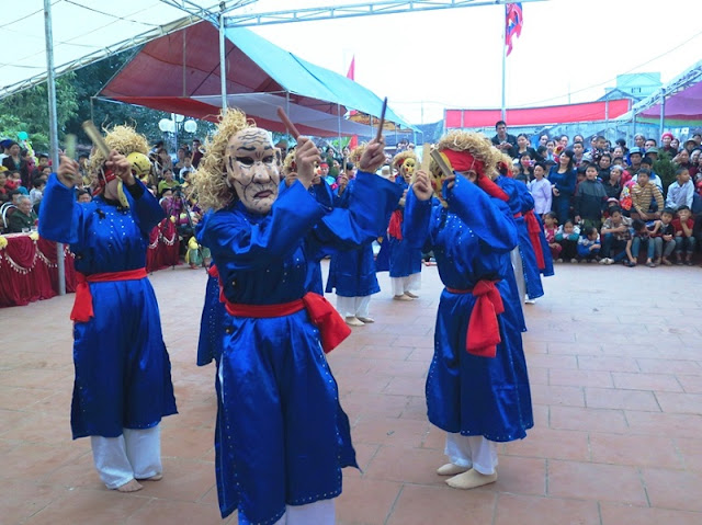 Thanh Hoa: Xuan Pha folk dance recognised as national heritage