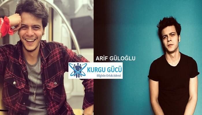 Arif Güloğlu Çghb 2 Altyapı - Kurgu Gücü