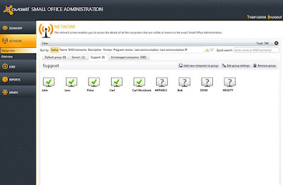 AvastEndpoint Protection