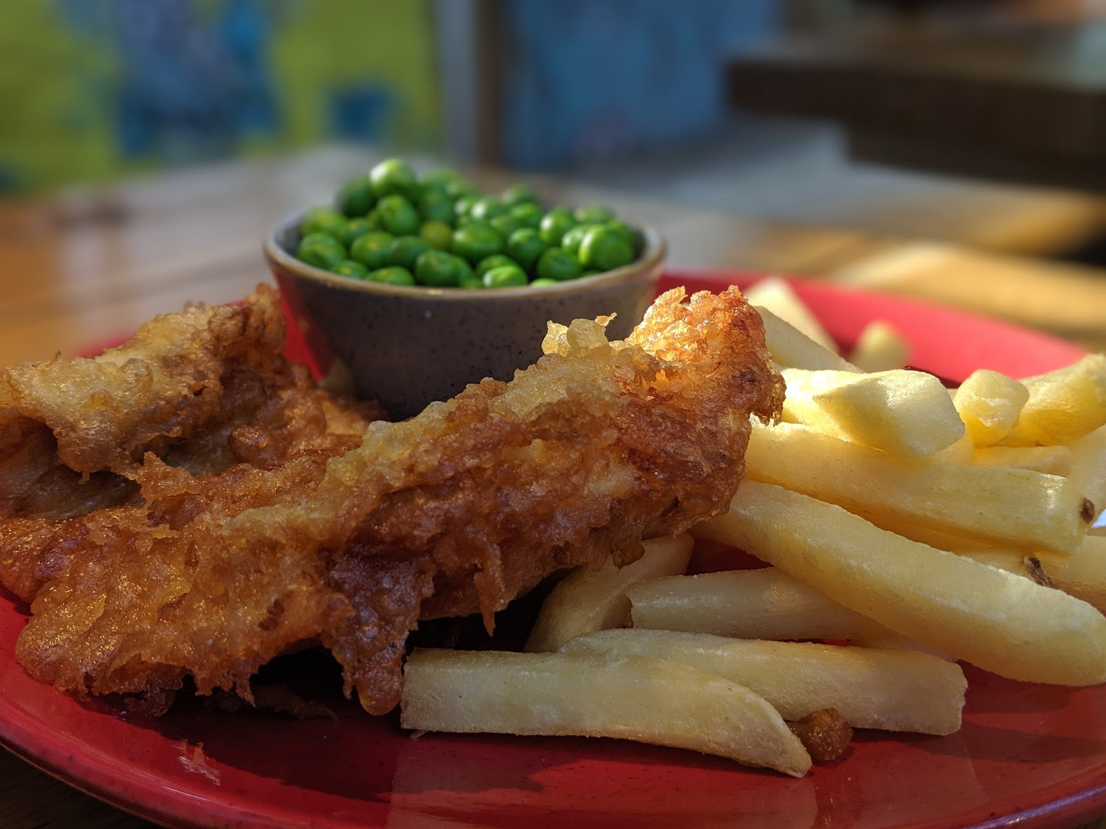 A Weekend Exploring Seaham Beach & Durham's Heritage Coast - Seaton Lane Inn - kids fish and chips