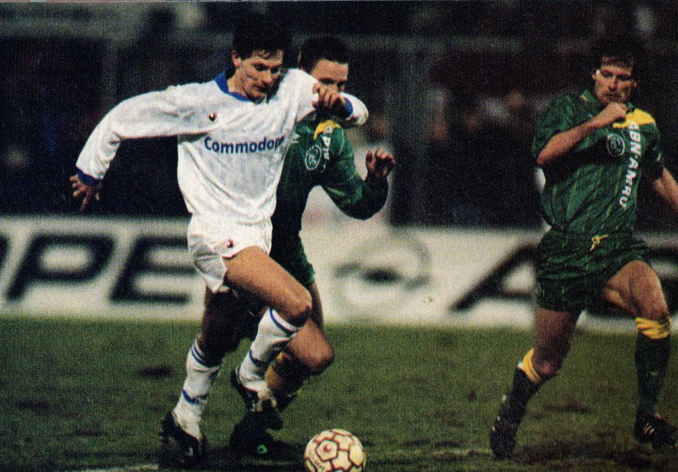 Soccer Nostalgia: Memorable European Confrontations, Part 25-1993 ...