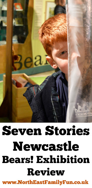 Seven Stories Newcastle | Parking & Admission plus Bears! Exhibition Review