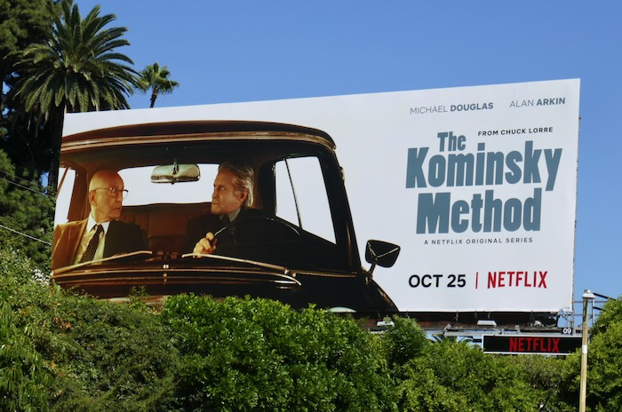 Kominsky Method season 2 billboard