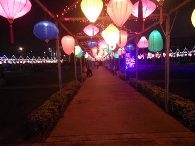 setia city mall shah alam menarik tanglung tahun baru cina