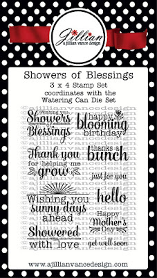 Showers Of Blessings