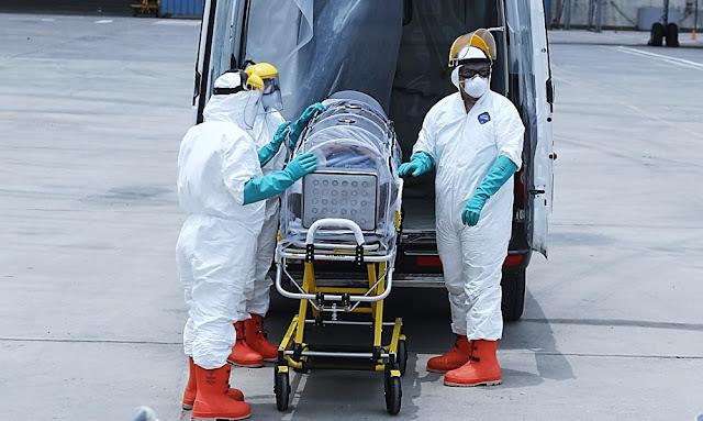 COVID-19, cifra actualizada de muertos fallecidos por coronavirus en Perú