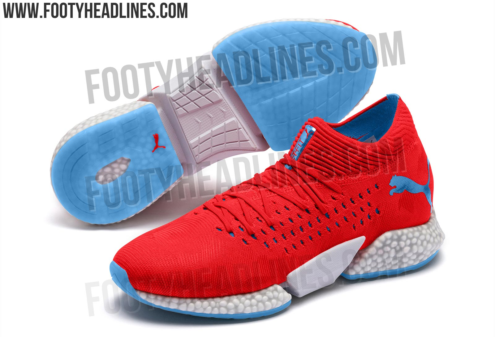 0a89ede20 Adidas Boost Copy? Next-Gen Puma Future Netfit 2019 Sneakers Leaked ...