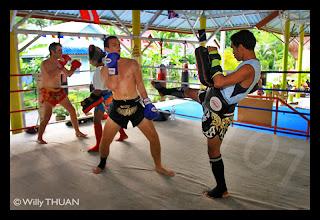 Lion Muay Thai Camp Phuket