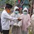 """mentracking kasus OTG Positif Covid-19 atas nama sdr """"J"""" di kampung anaknya di Padang Tarok Baso"""