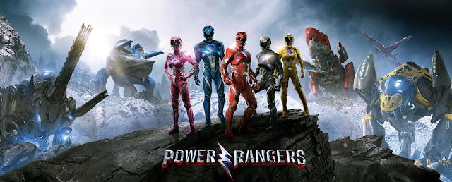 Năm Anh Em Siêu Nhân - Power Rangers (2017)