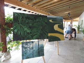 Pinturas Jorge Marin Artista